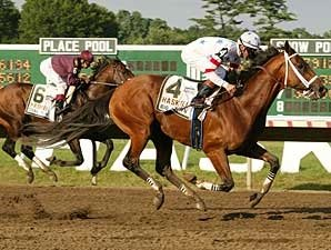 Big Brown to Race on Grass at Monmouth