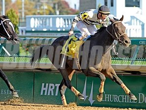 Motor City wins the 2011 Iroquois.
