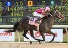 Sabercat Working Toward Arkansas Derby