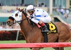 Teaks North, Regalo Mia Win SM Turf Races