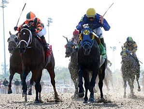 109-1 Hero of Order Wins Louisiana Derby