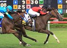 Volcat Victorious in Virginia Oaks