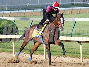 Bodemeister - Churchill Downs 04/24/2012.