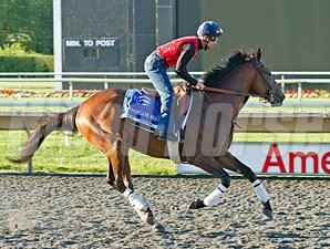 Finnegans Wake - Arlington Park, August 17, 2012.