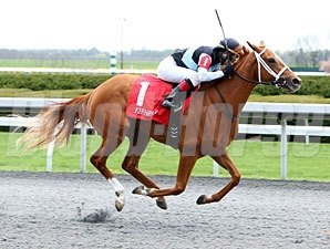 Miss Lucky Sevens - Keeneland Allowance, April 17, 2013.