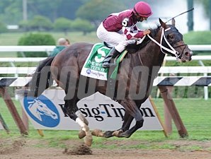 Tizway wins the 2011 Whitney.