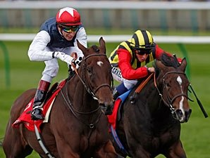 Siyouma Holds Off Elusive Kate in Sun Chariot