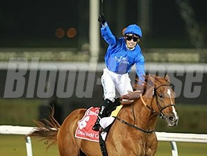 African Story wins the Dubai World Cup March 29.