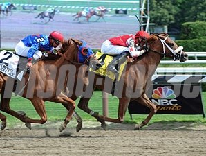 Lighthouse Bay wins the 2013 Prioress.
