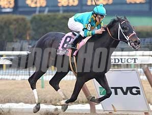 I Want Revenge and Joe Talamo win the 2009 Gotham