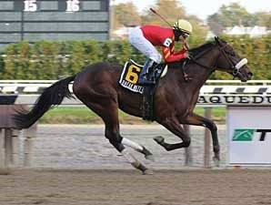 Nashua Foes Clash in Hutcheson Stakes