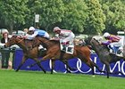 Goldikova Repeats in Prix d'Ispahan