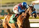 Eden's Moon Makes Turf Debut in San Clemente