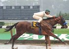 Tough Tiz's Sis Romps in Ruffian