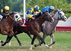 Arlington Million Preview Day Handle Soars