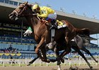 Ashland Winner Hooh Why Attempts Iowa Oaks