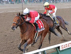 Run Away and Hide Takes Saratoga Special