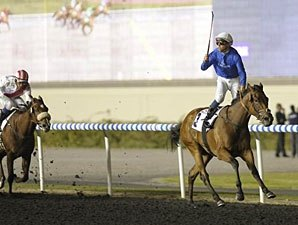 Falls of Lora Takes on Boys in UAE Derby