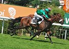Late Charge Gives Sarafina Saint-Cloud Win