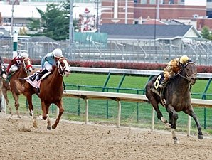 Pocahontas Draws Eight Led by Elena Strikes