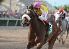Grace Hall Headlines Delaware Oaks