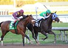 Reveron Kicks Off 2012 Triple Crown Chase