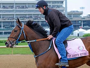 St. John's River Looking to Shine in Oaks