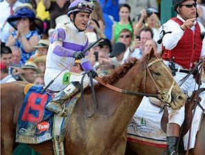 Preakness Notes: Large Field Expected