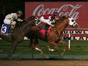 Etched Edges Kiss the Kid in Meadowlands Cup