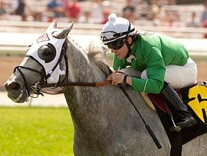 Two Turf Sprint Contenders Work