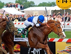 WV Derby on the Table for Shackleford