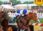 Shackleford Breezes For First Time
