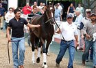 Blasi Feeling Great About Rachel Alexandra