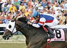 Brass Hat Back to Dirt in Cornhusker Handicap