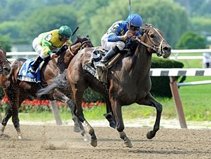Emma's Encore Stuns Victory Ride Field