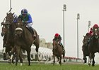 Minakshi Breaks Through in Canadian Stakes