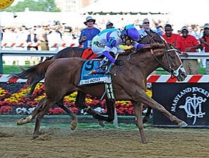 Maryland Racing Posts Gains for 2012