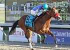 Goldencents Takes Jackpot Wire-to-Wire