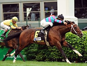 Mr. Nightlinger Wires Aegon Turf Sprint