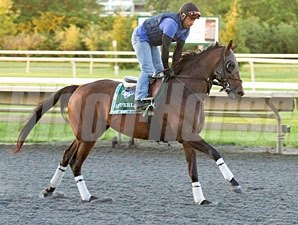Upperline - Arlington Park, August 17, 2012.