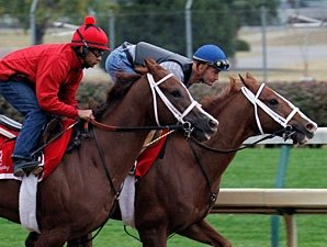 Casse 2-Year-Olds, Others Work at Churchill