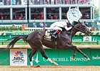 Take Charge Indy Headed for Monmouth Cup