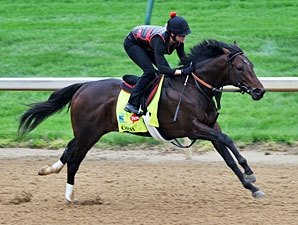 Orb Sizzles Four Furlongs in Final Derby Prep
