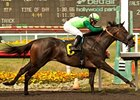 Tiz a Minister Wins Affirmed With Late Burst