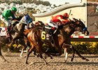 Drill Prevails in Wild Del Mar Futurity