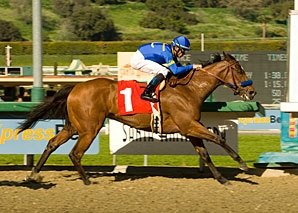 Frankel, Sadler Double Up in Santa Ana