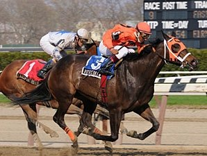 Bed o' Roses Winner Has Perfect Timing