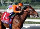 Beholder Works 7 Panels for Santa Anita Oaks