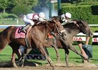 Plans Not Firm for Travers Winner's Next Race