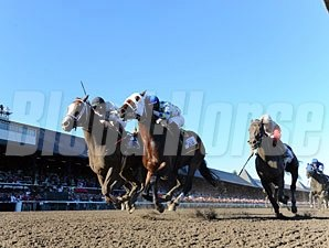 Will Take Charge wins the 2013 Travers.